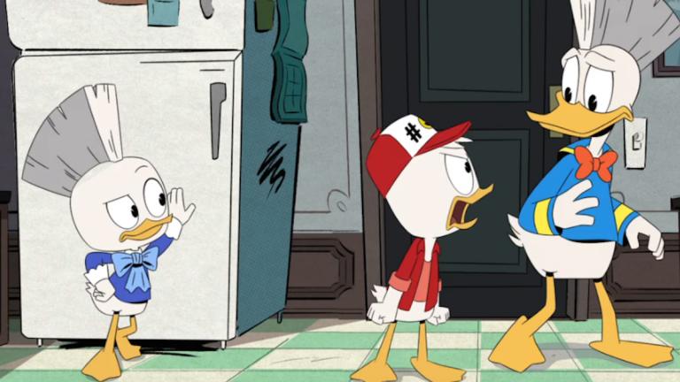 DuckTales Season 3 Episode 2 Quack Pack