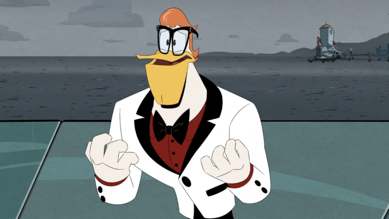 DuckTales Season 3 Episode 3: Double-O-Duck In You Only Crash Twice!