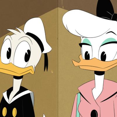 DuckTales Season 3 Episode 5: Louie's Eleven