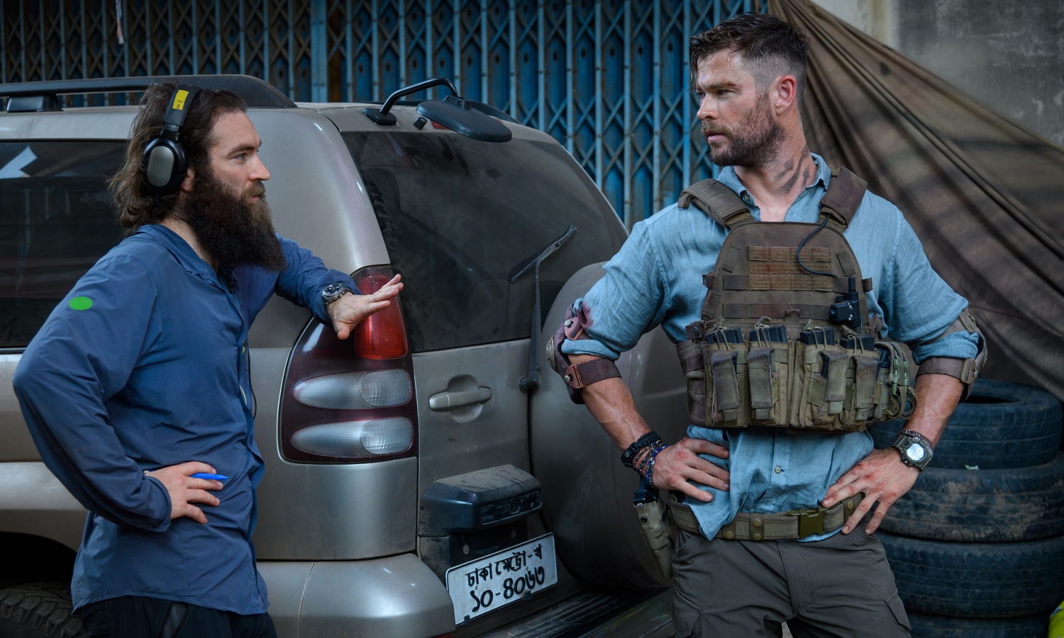 Extraction Bringing The Netflix Chris Hemsworth Movie To Life Den Of Geek