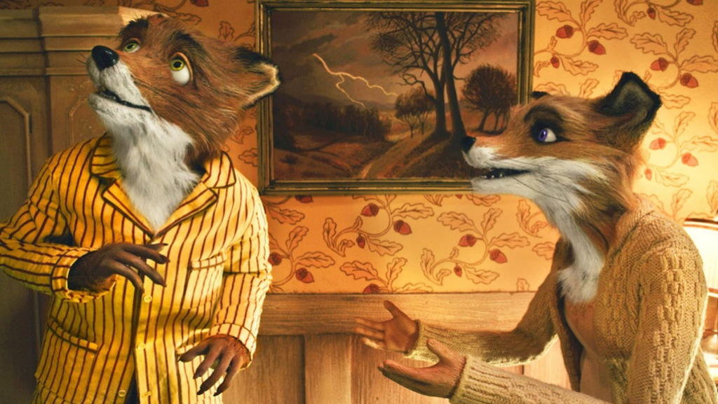 George Clooney in The Fantastic Mr. Fox