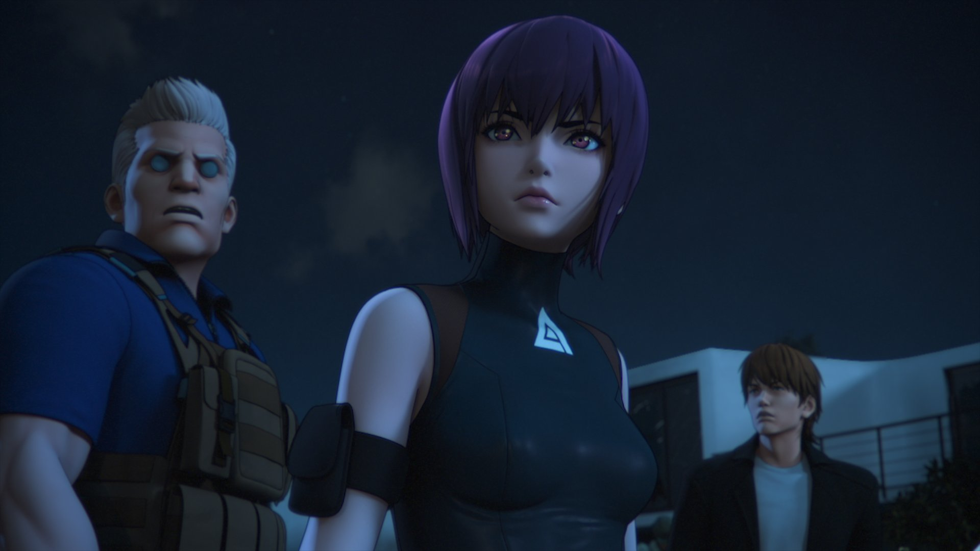 Ghost In The Shell Sac 2045 Review Spoiler Free Den Of Geek