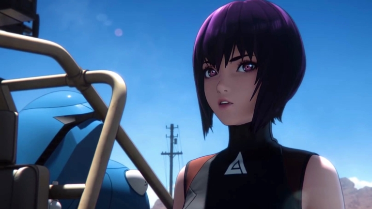 Ghost in the Shell SAC_2045 Ending Explained