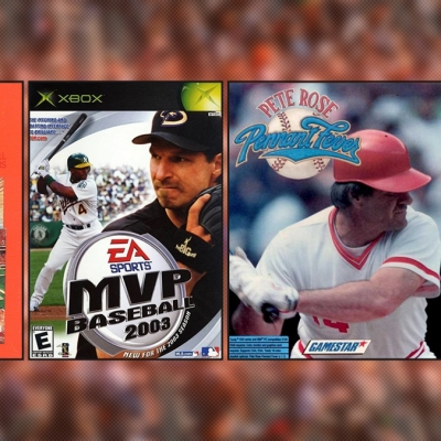 History of Baseball Video Games