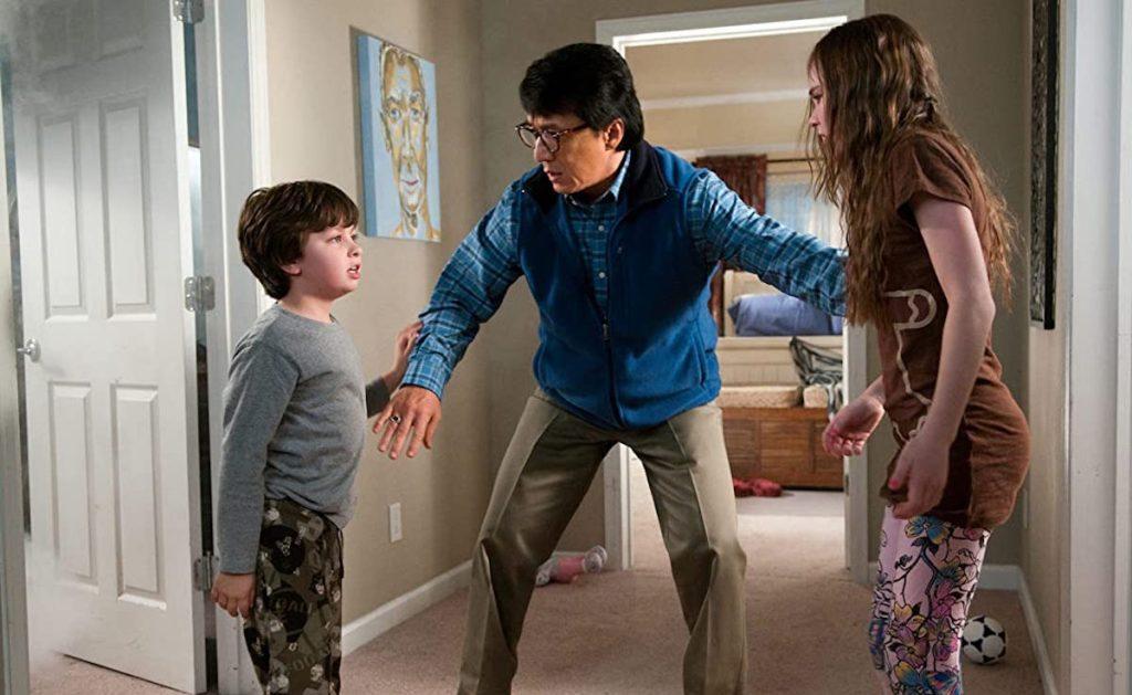 Jackie Chan en el espía de al lado