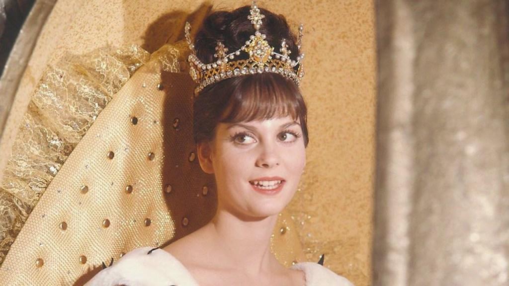 Lesley Ann Warren en Cenicienta (1965)