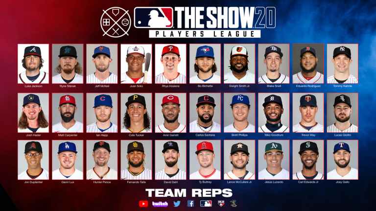 MLB The Show 20 Players League