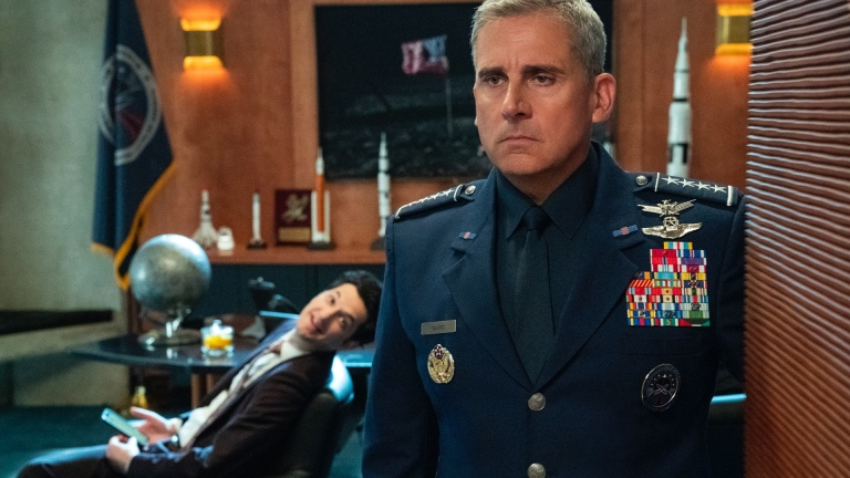Netflix New Releases May 2020 Space Force
