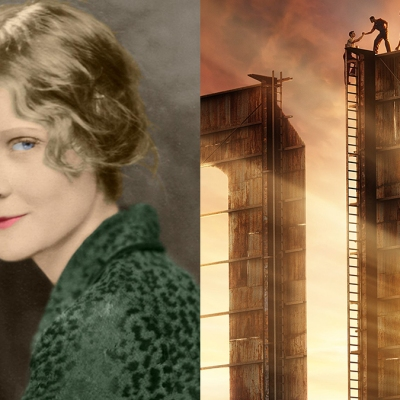 Netflix's Hollywood Opening Credits and Peg Entwistle