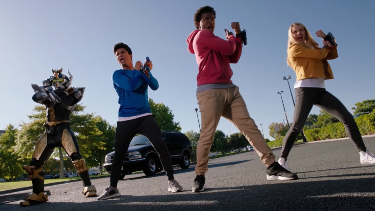 Power Rangers Beast Morphers Season 2 Episode 6: The Blame Game