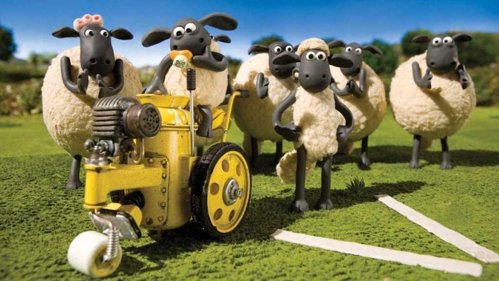 Shaun la película de las ovejas