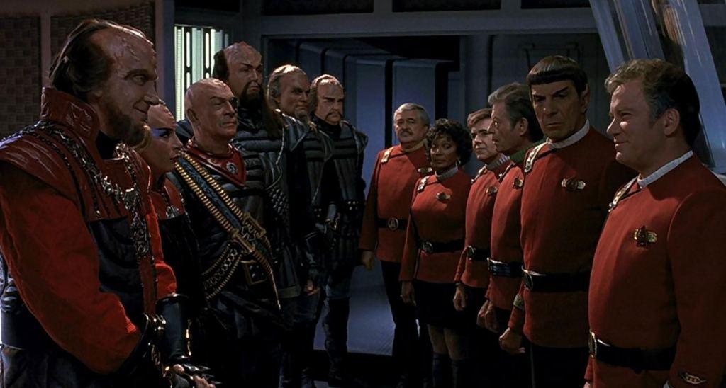 Star Trek IV: El país no descubierto