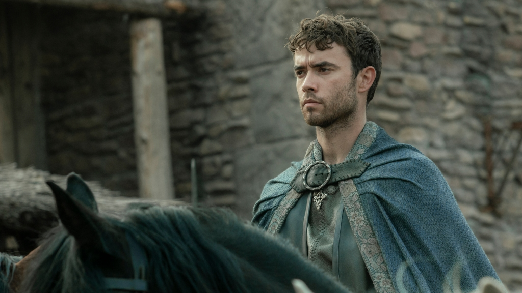 Jamie Blackley in The Last Kingdom season 4