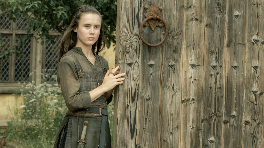 Ruby Hartley in The Last Kingdom season 4