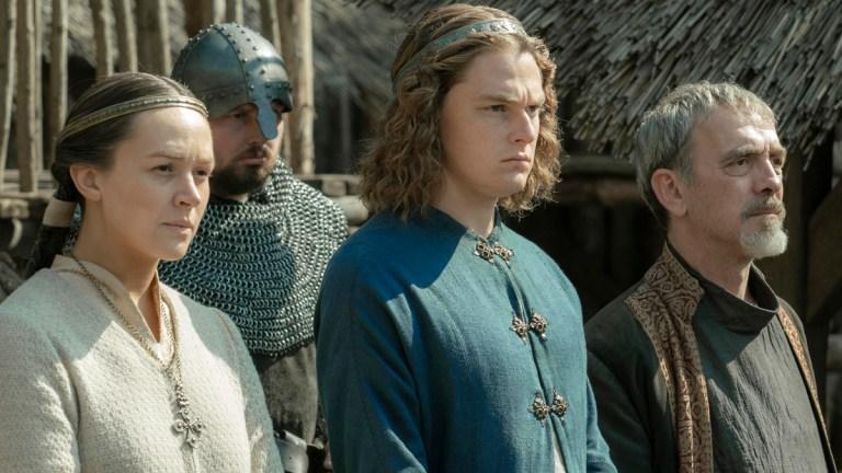 The Last Kingdom season 4 Edward Aelswith Aethelhelm