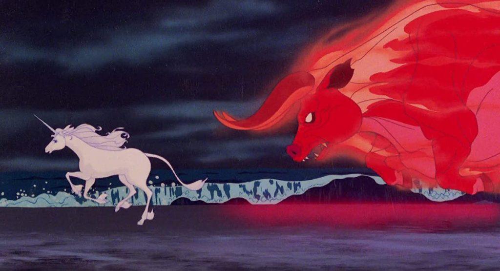 يونيكورن الأخير (1982)