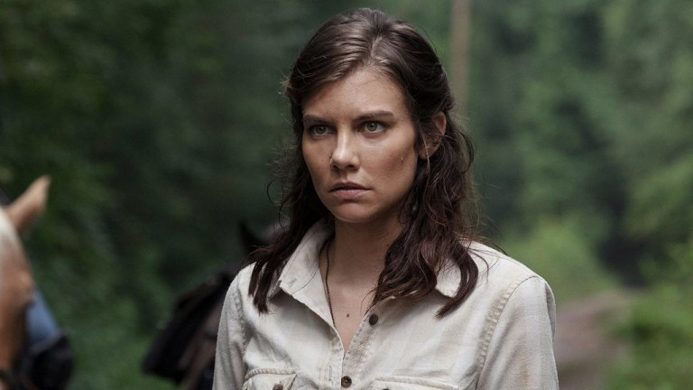 The Walking Dead Season 10 Finale Maggie