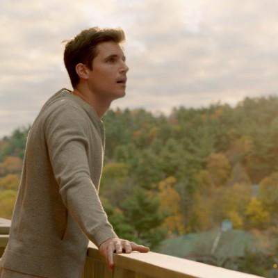 Robbie Amell in Amazon's Upload
