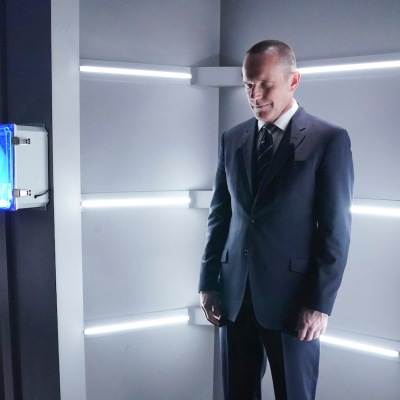Coulson LMD in Agents of SHIELD