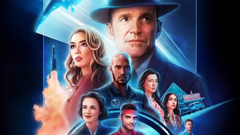 Agents of SHIELD season 7 key art