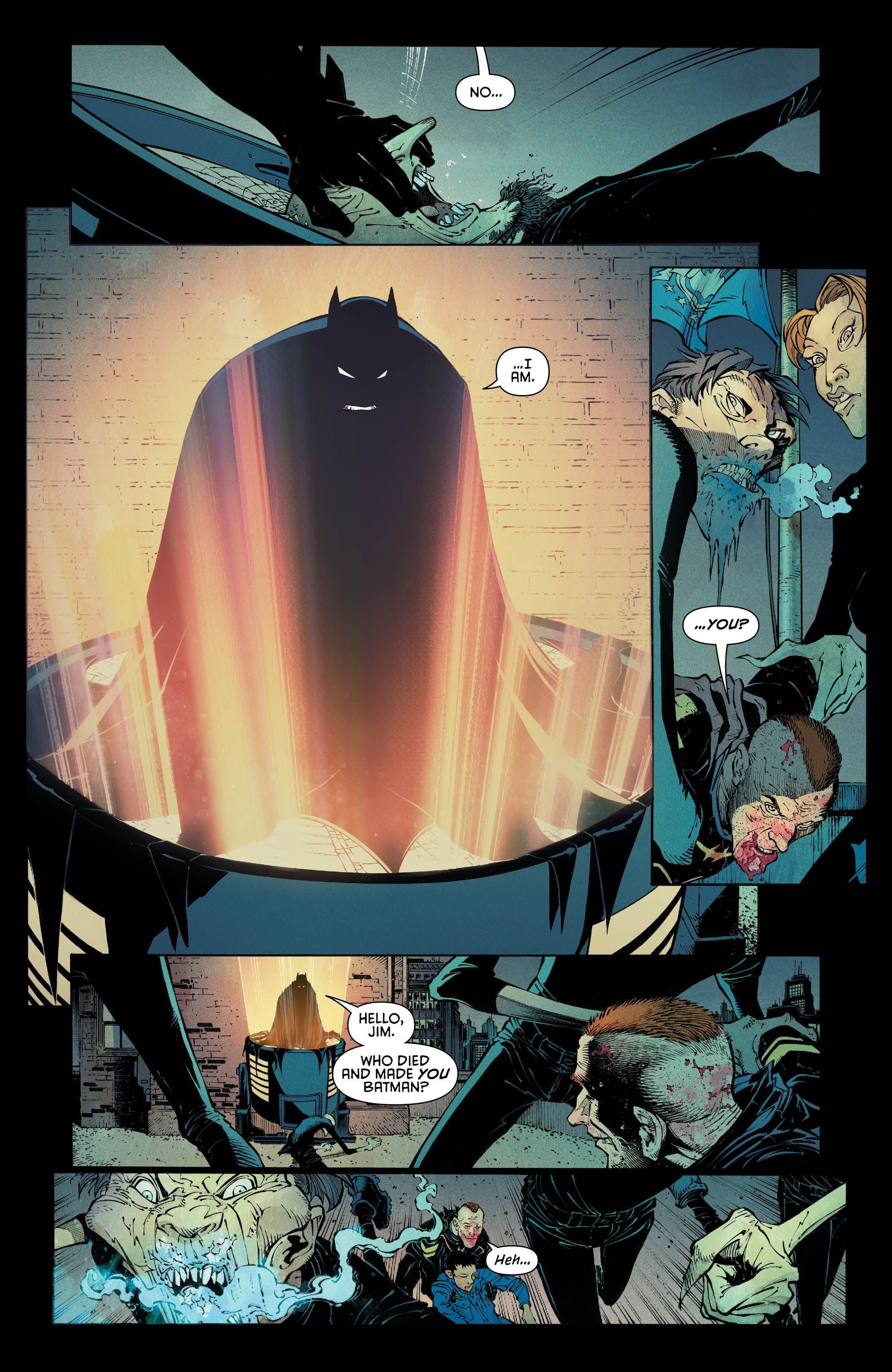 Batman: Superheavy