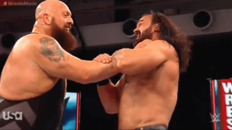 Big Show vs. Drew McIntyre