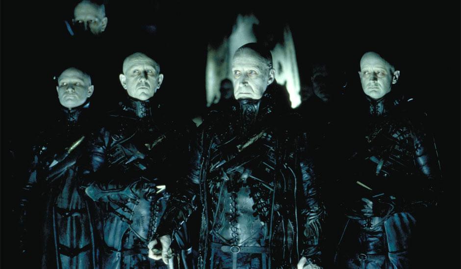 90s Sci-fi Movies - Dark City