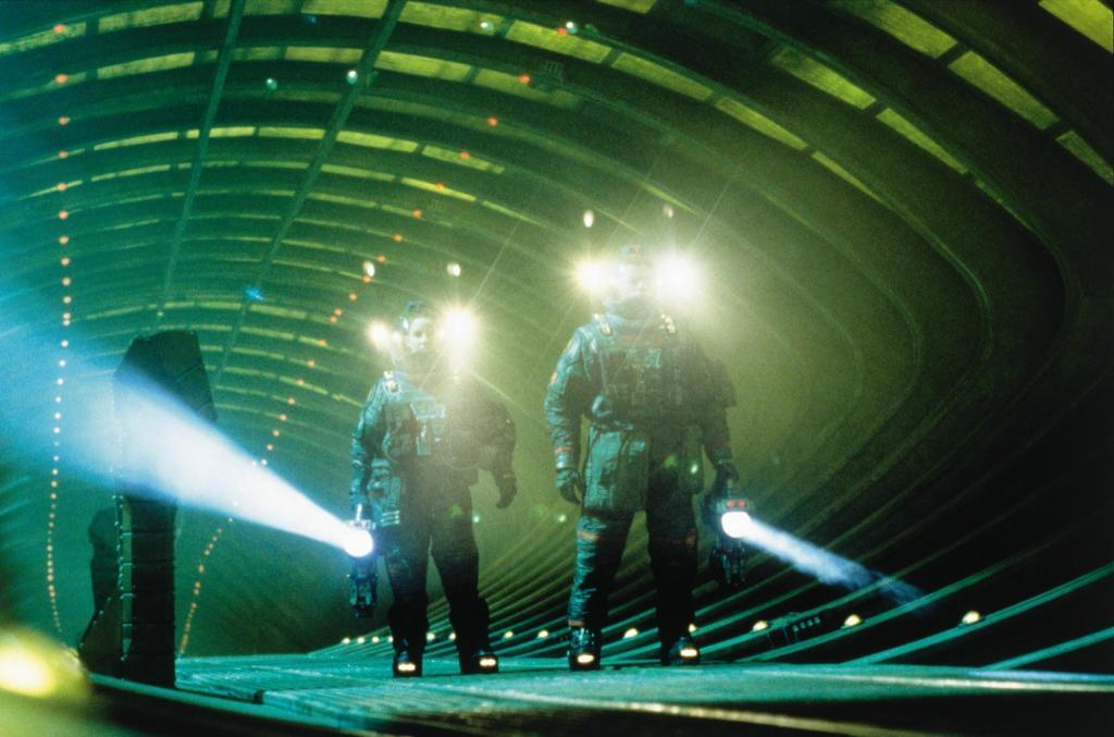90s Sci-fi Movies - Event Horizon