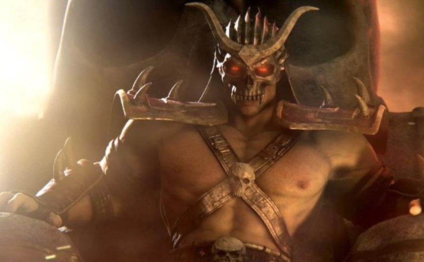 Shao Kahn from the Mortal Kombat series