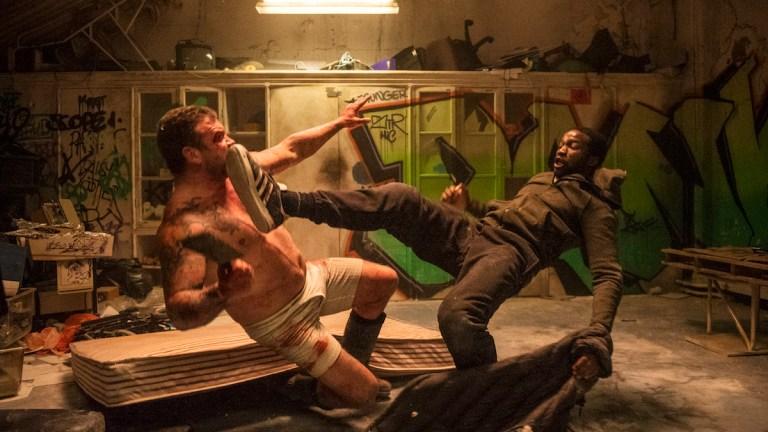 Gangs of London fight scene