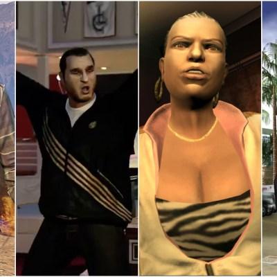 GTA 6 Characters