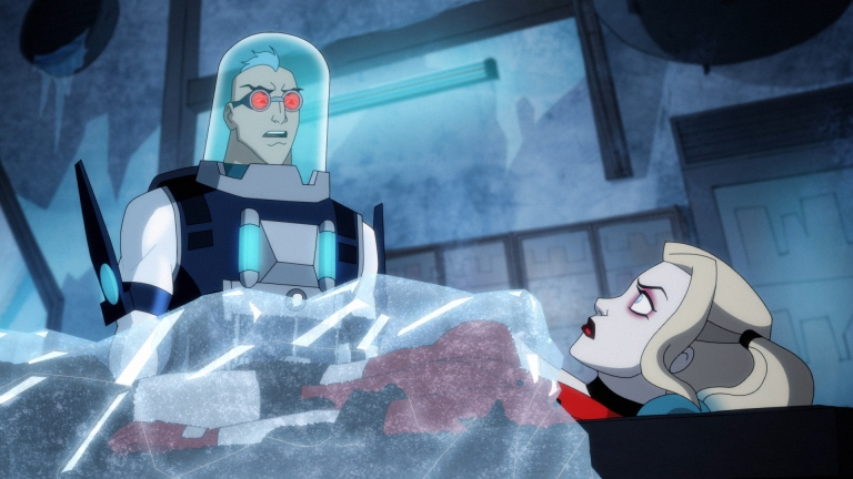 Harley Quinn Season 2 Episode 4: Thawing Hearts