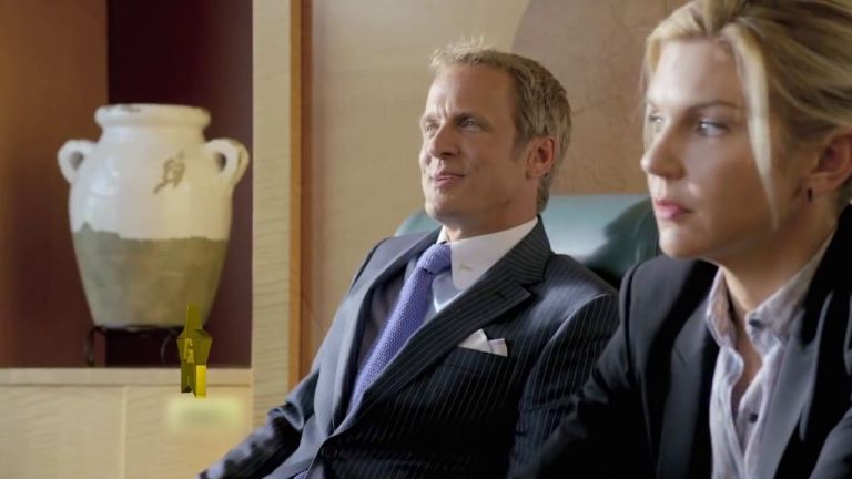 Howard and Kim from Better Call Saul
