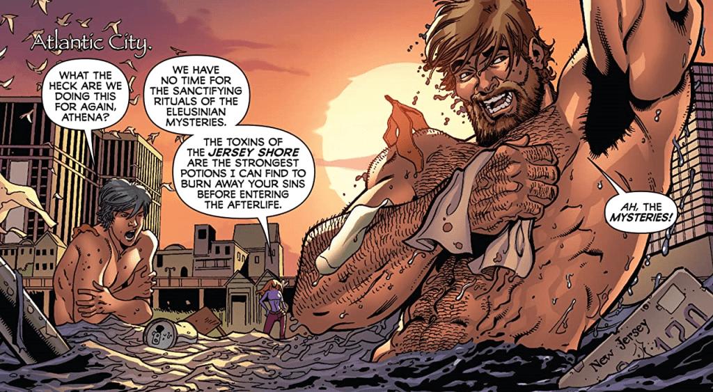 Marvel's Incredible Hercules
