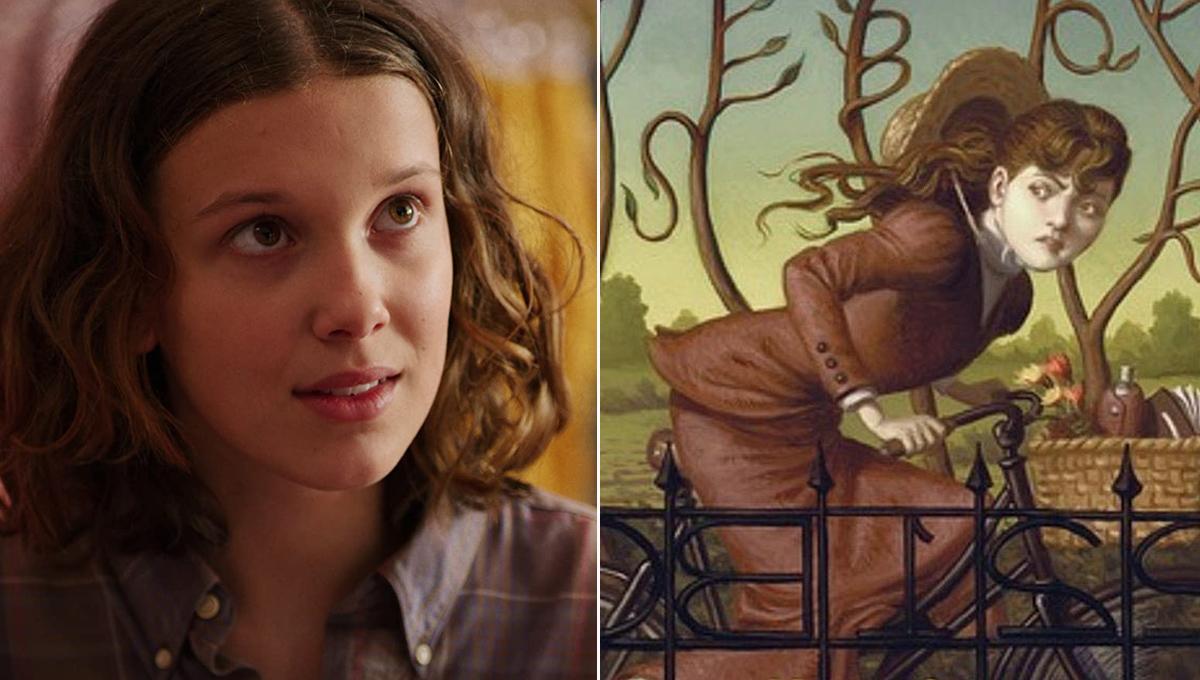 Netflix Lands Enola Holmes Movie Starring Millie Bobby Brown Den Of Geek