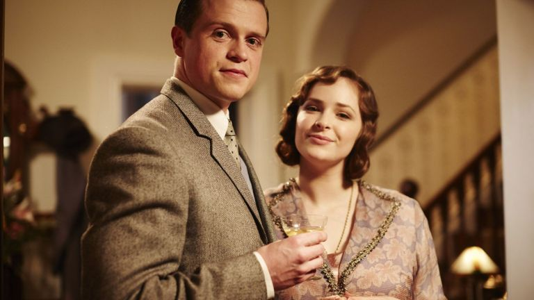 Miss Fisher's Hugh and Dottie