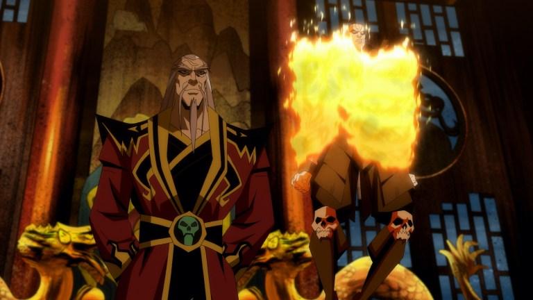 Mortal Kombat Legends: Scorpion's Revenge