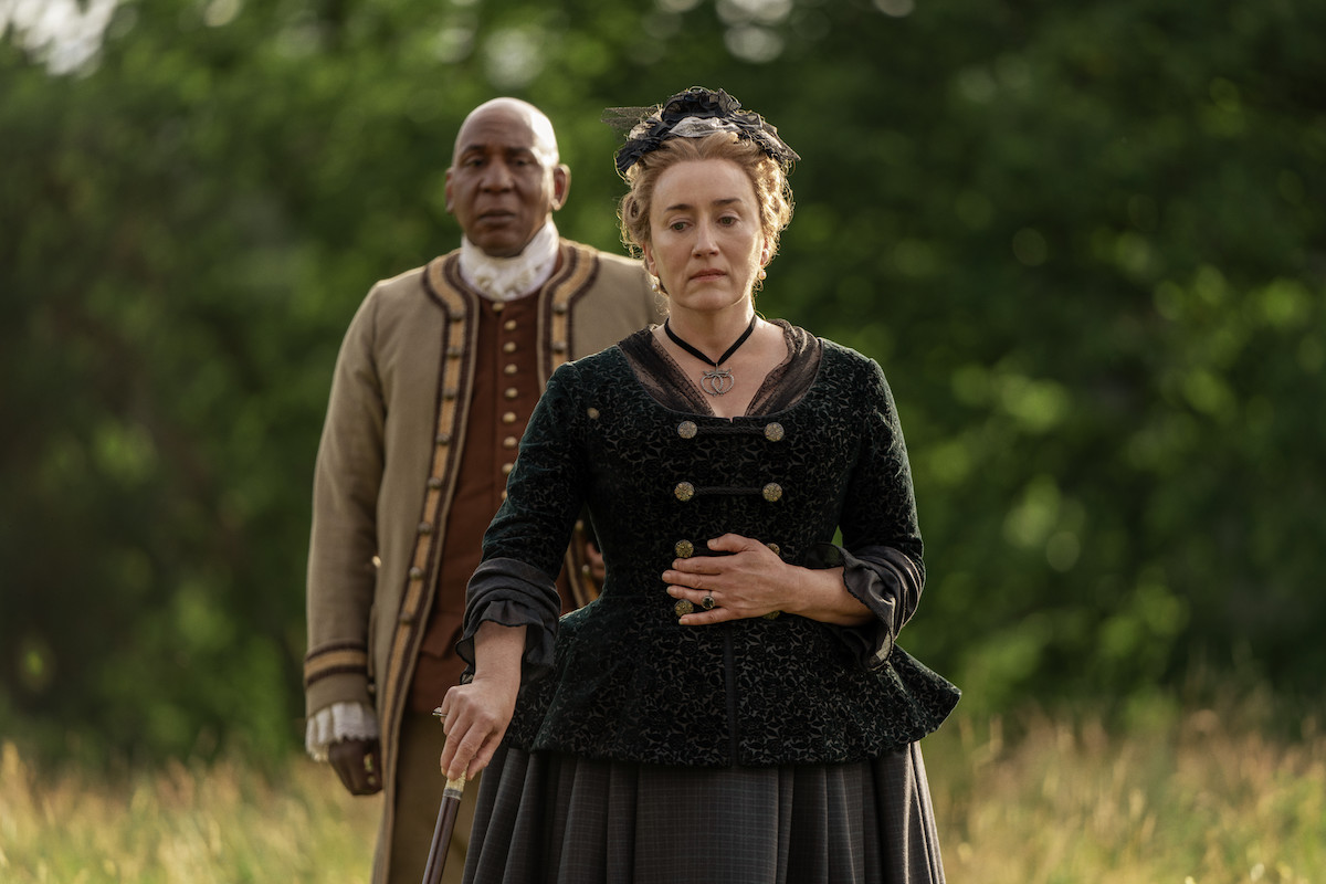 Outlander We Need To Talk About Jocasta Owning Slaves Den Of Geek