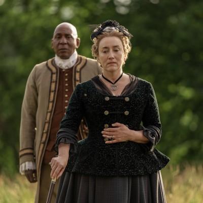 Jocasta and Ulysses in Outlander Season 5