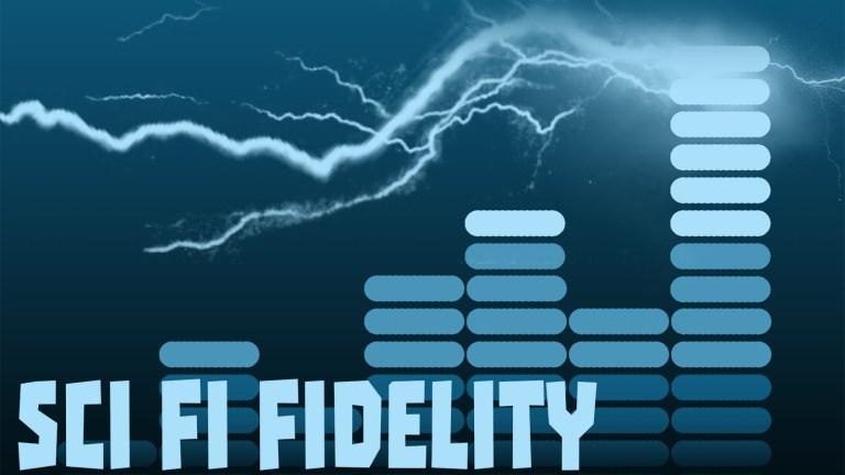 Sci Fi Fidelity Podcast Logo
