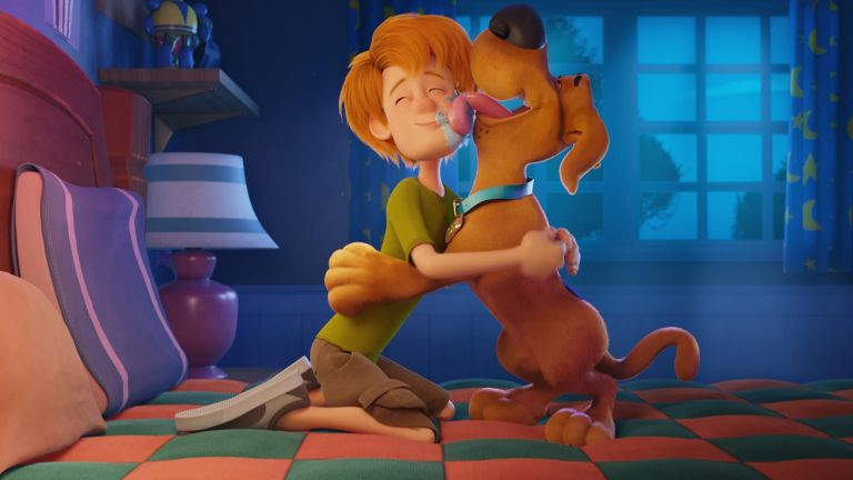 Scoob! Scooby-Doo Animated Movie