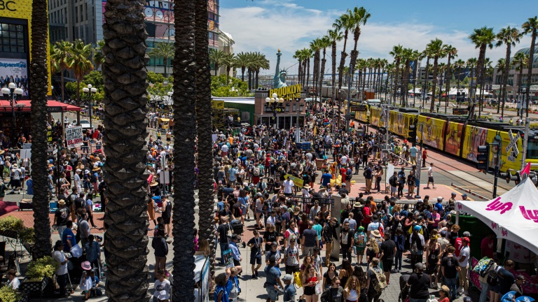 San Diego Comic-Con SDCC