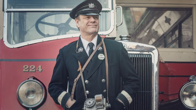 Sean Bean as Douglas Bennett on World on Fire