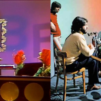 Sesame Street and The Beatles