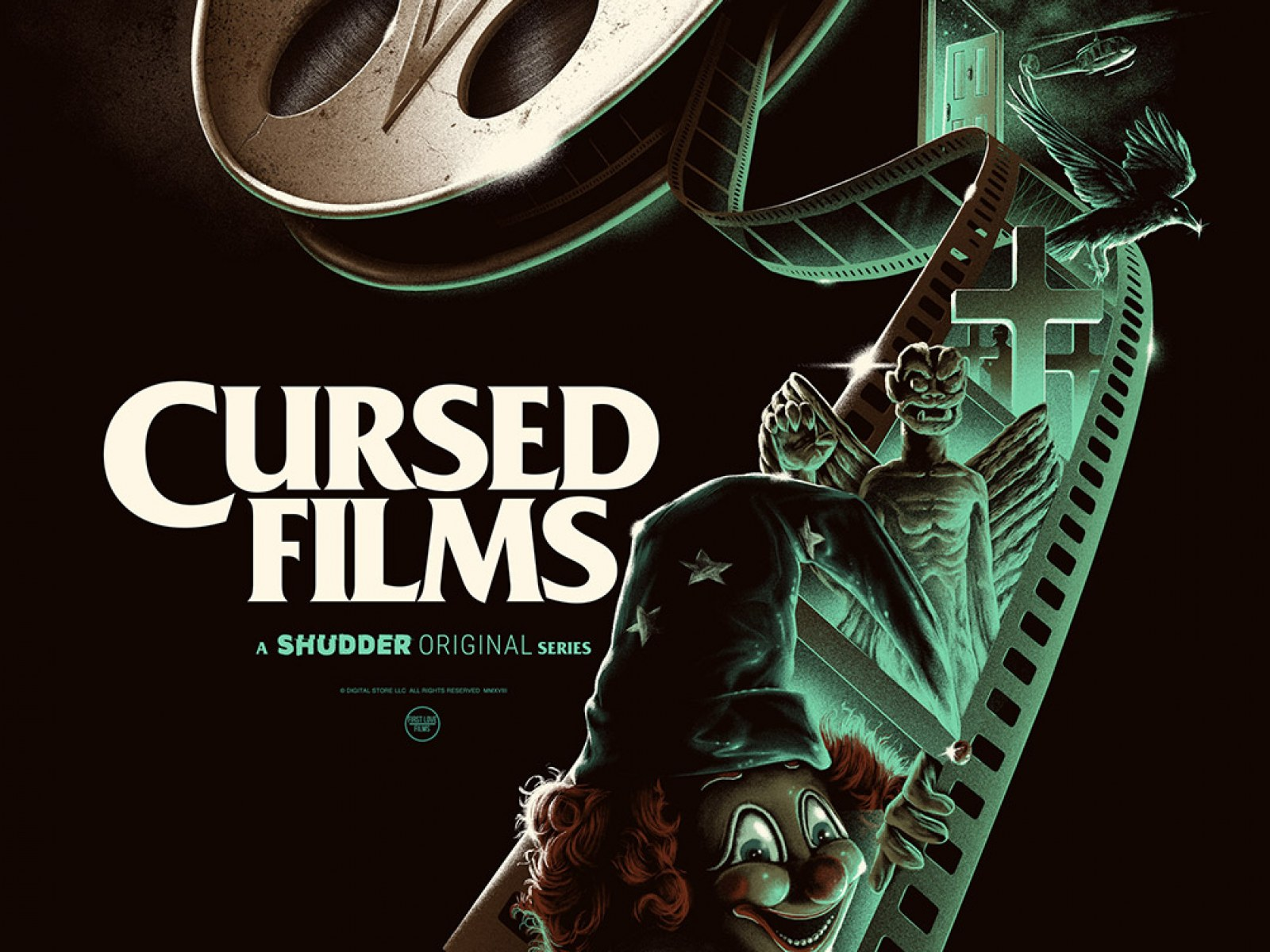 How Shudder's Cursed Films Explores the Most Troubled Horror ...