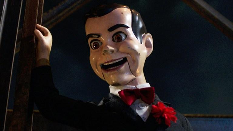 Slappy in Goosebumps 2: Haunted Halloween