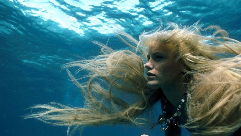 Daryl Hannah In Splash
