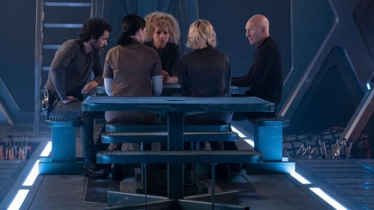 Star Trek: Picard Family