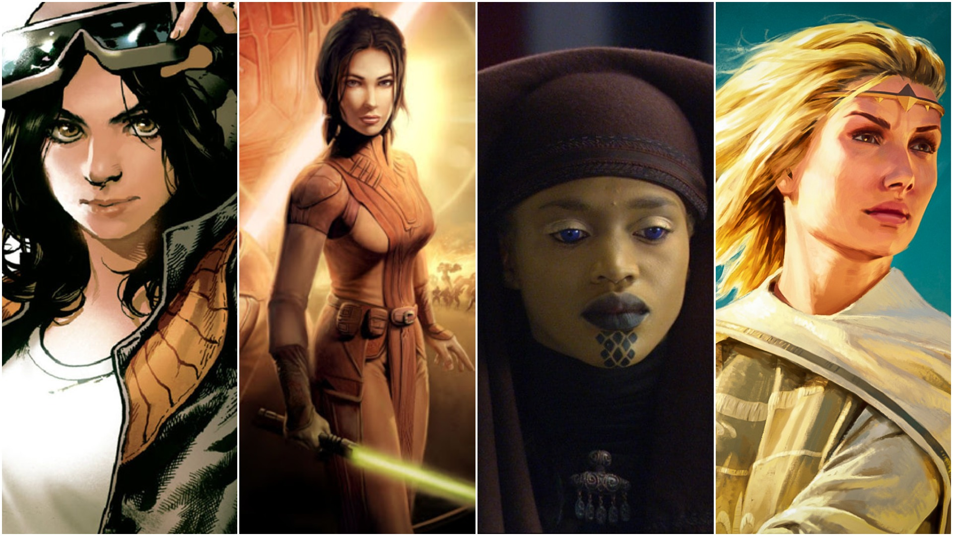 Star Wars Female Characters That Should Get Disney Shows Den Of Geek