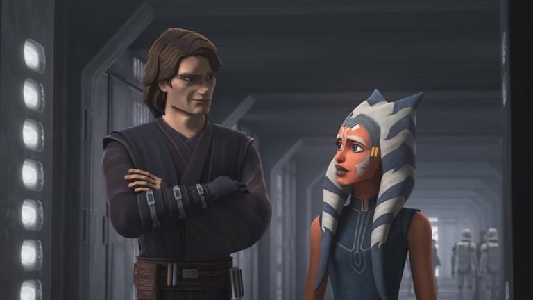 Star Wars: The Clone Wars Season 7 Jedi
